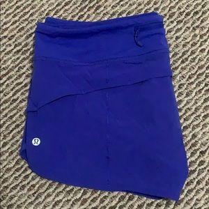 """🍋 Lululemon speed shorts 2.5"""""""